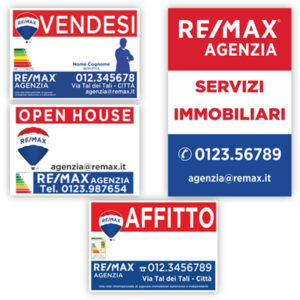 Cartelli Annunci Immobiliari